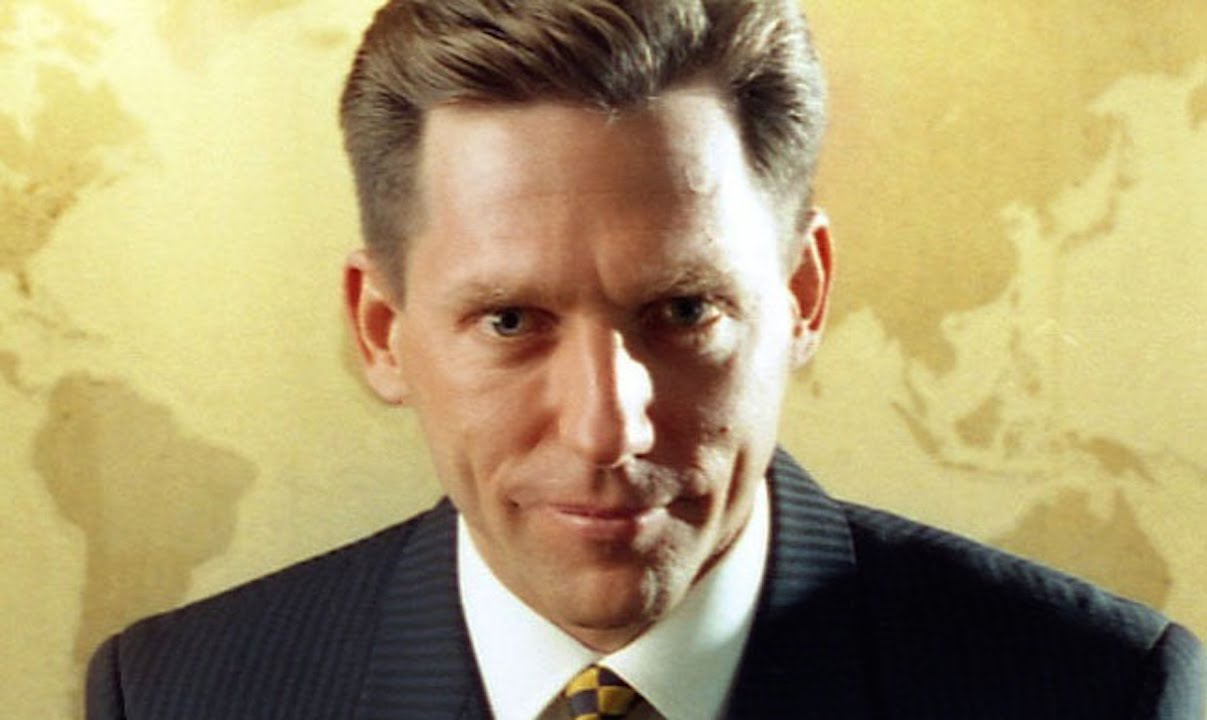 American Conductor Heads : Head of scientology really didn t trust his father youtube