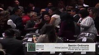 Video México: suspenden sesión tras asesinato de hija de diputada download MP3, 3GP, MP4, WEBM, AVI, FLV November 2018