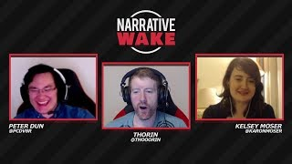 Narrative Wake Episode 42: Answer to Everything Coaching-Related (feat. Peter Dun)