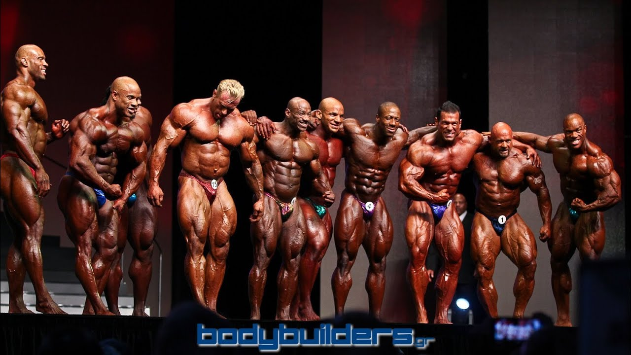 2016 Mr Olympia Top 10 Predictions ! - YouTube