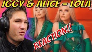 Baixar Iggy Azalea & Alice Chater- LOLA REACTION!!!!!