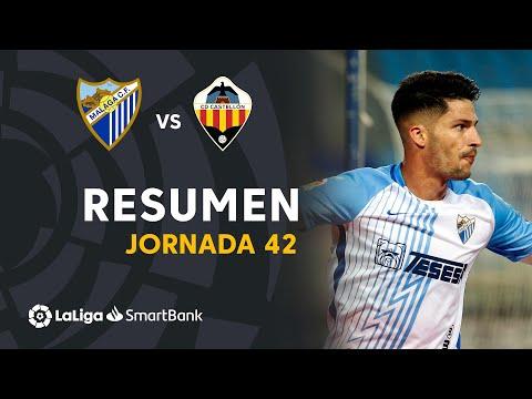 Malaga Castellon Goals And Highlights