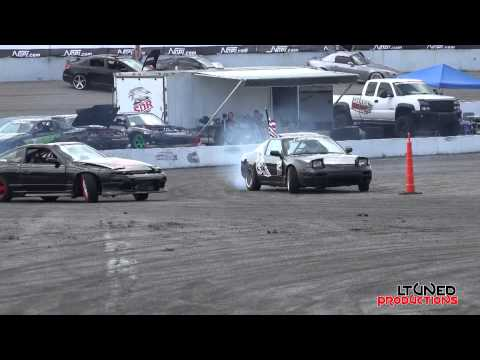 Drift Contest – NOPI Nationals 2014 Day-2 Video #28