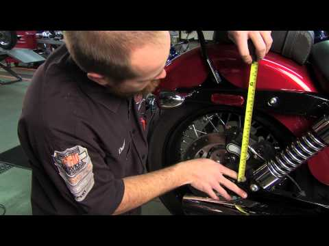 Motorcycle Maintenance: Adjusting your Suspension