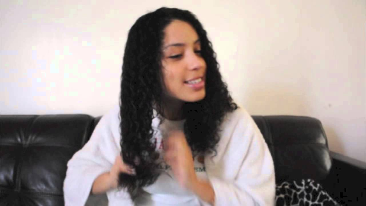 Tini S Curly Hair Routine Of 2013