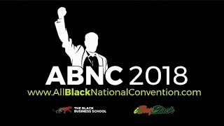 Join Us For The 2018 All Black National Convention!