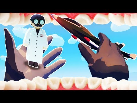 I Am a Giant Gorilla That Eats Scientists and Airplanes in GrowRilla VR!  