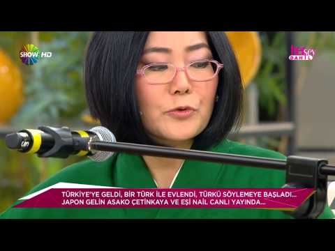 """Japon gelin Asako'dan """"Uyan Sunam"""" türküsü"""