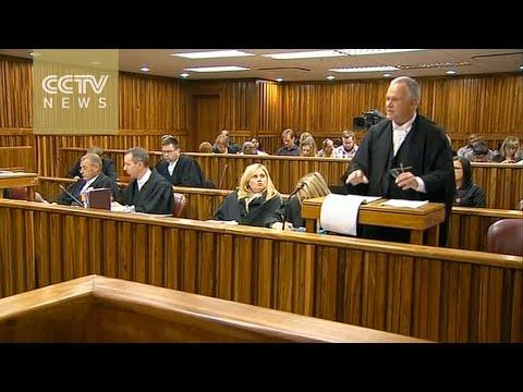 Oscar Pistorius case: Judge denies prosecutors leave to appeal murder sentence
