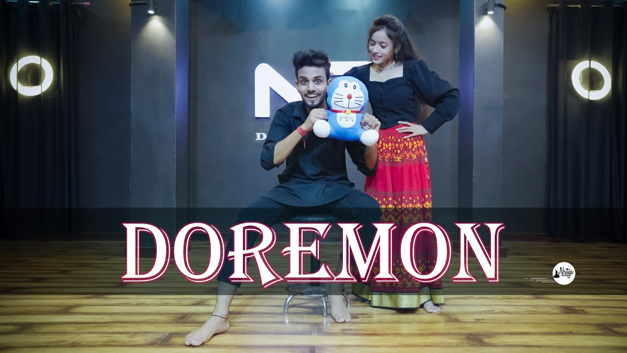 Doraemon Dance Video | Ruchika Jangid | Kay D | Haryanvi Dance Choreography
