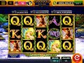 SECRETS OF THE FOREST Video Slot Casino Game with a FREE SPIN BONUS