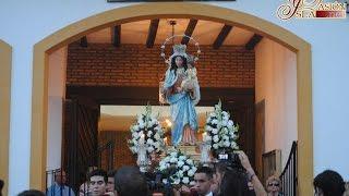 Rosario de antorchas de María Auxiliadora de San Marcos - 2014