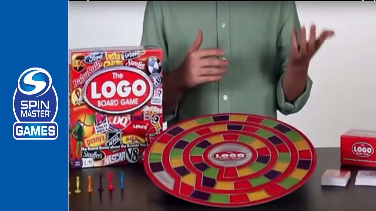 The Logo Board Game Instructions Youtube