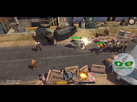 State Of Survival (Close Beta Test) (Android APK) - Strategy Gameplay