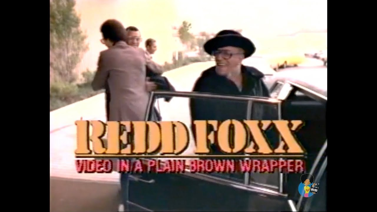 Redd Foxx -  Video In A Plain Brown Wrapper (1983) | HD Live Concert Film