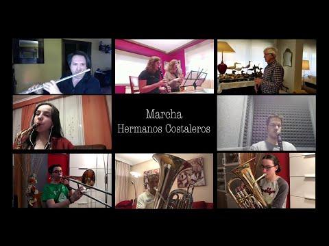 La Banda de música de Quintanar de la Sierra en apoyo a Covaleda y Duruelo de la Sierra