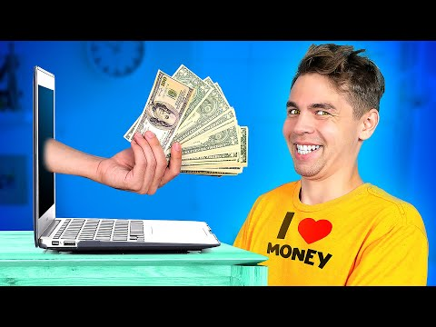 video: How to make money FAST as a Teen (NO WAY) – Relatable musical by La La Life