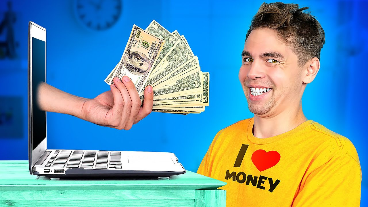 How to make money FAST as a Teen (NO WAY) – Relatable musical by La La Life