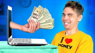 How to make money FAST as a Teen (NO WAY) - Relatable musical by La La Life