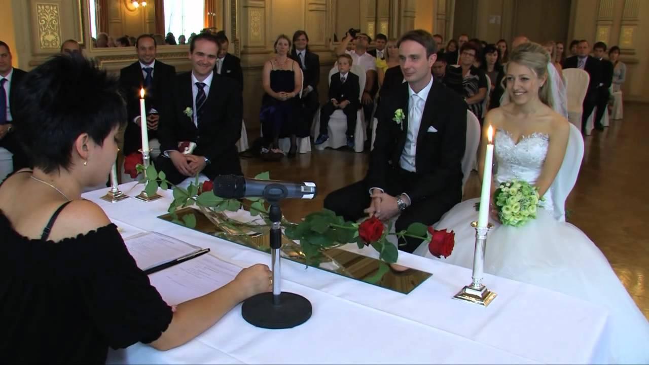 Hochzeitsfilmer Videograf Ertem Isik  Anna  Jochen Standesamt   YouTube