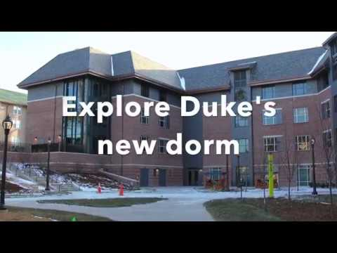 New dorm opens on Duke's East Campus