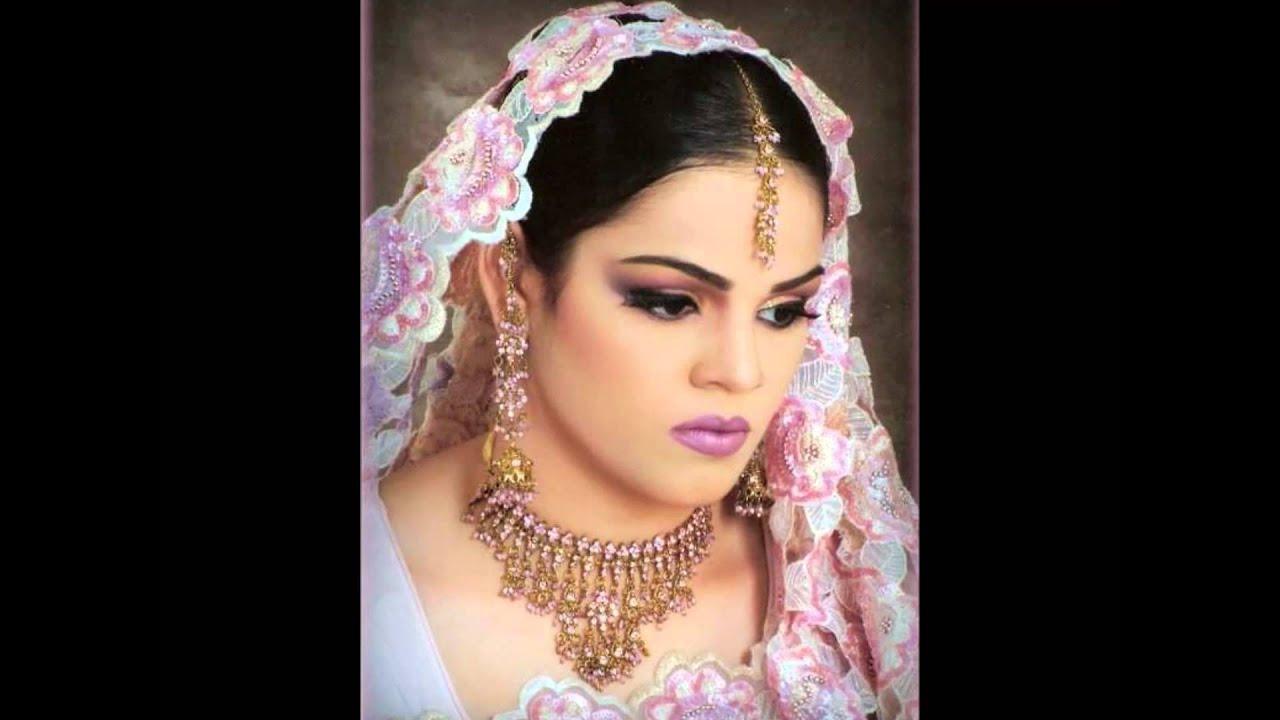 How To Maintain Your Wedding Hairstyle: مكياج هندي 2014 (صور ثقيل فخم بالصور ناعم بالخطوات لبناني