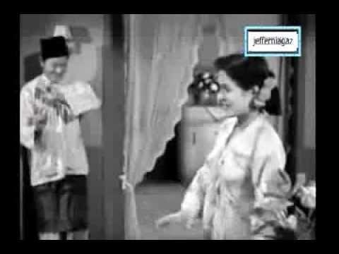 OST Anakku Sazali 1956 - Joget Si Pinang Muda - P Ramlee, Normadiah