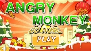 Angry Monkey Go Home - Game Show