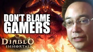 Former Blizzard Dev Calls Out Company For Terrible Diablo Immortal Reveal