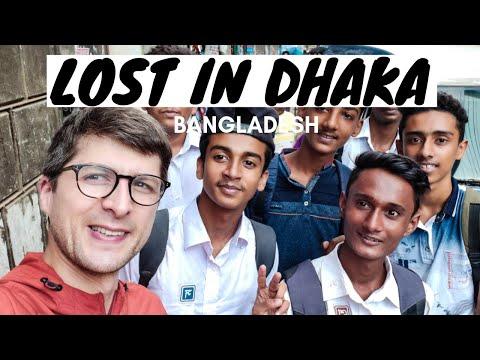 Lost In Dhaka   Bangladesh Solo Travel Vlog