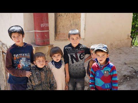 Узбекистан.Самый загадочный кишлак
