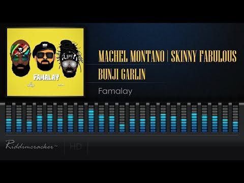 Machel Montano X Skinny Fabulous X Bunji Garlin - Famalay [2019 Soca] [HD]