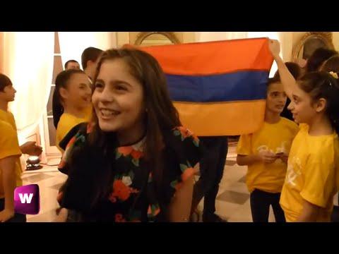 Interview: Betty (Armenia) Junior Eurovision 2014 | Wiwibloggs
