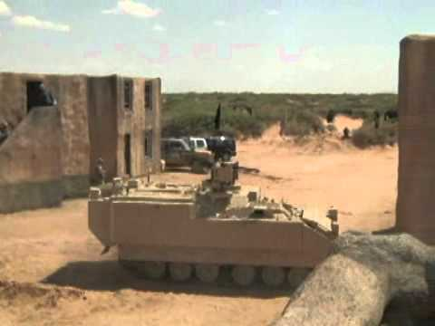 Ground Combat Vehicle Assessment