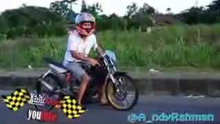 Drag racing full setting Ninja | Jimmy Wahyu