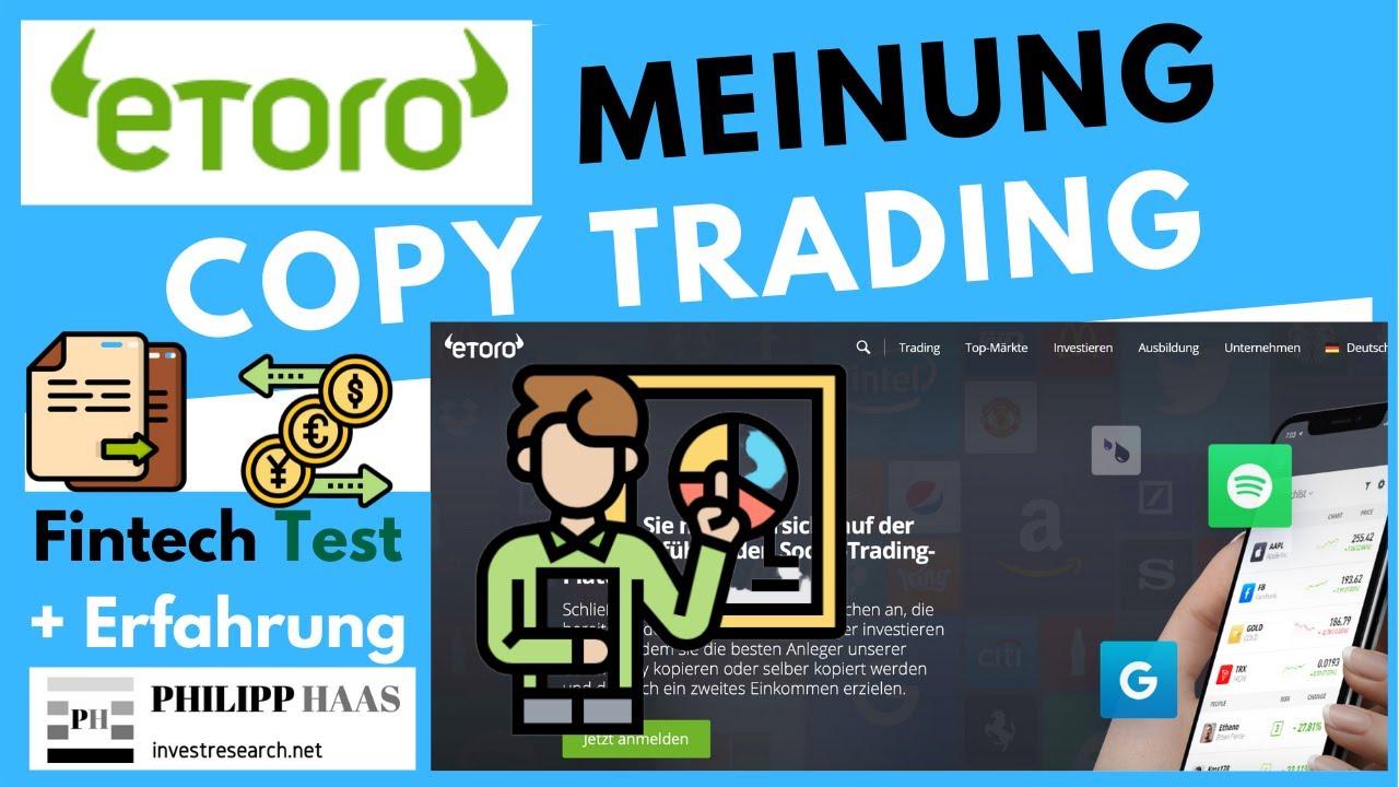 Trading Erfahrung
