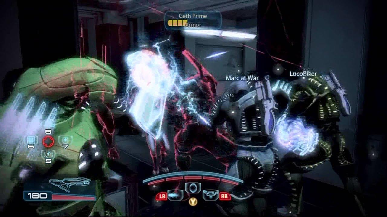 Mass Effect  Volus Engineer Platinum Build