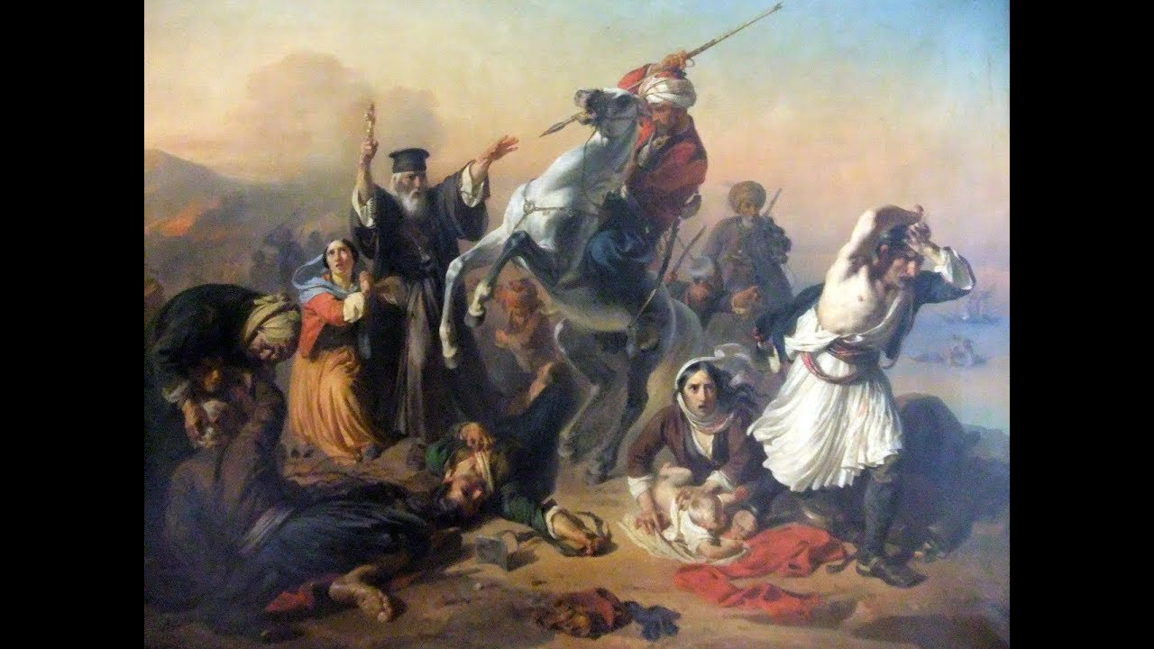 How Chios Saved Civilization 9 - The Massacre of 1822
