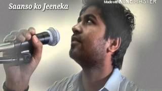 Saanso ko Jeene ka|Zid|cover song