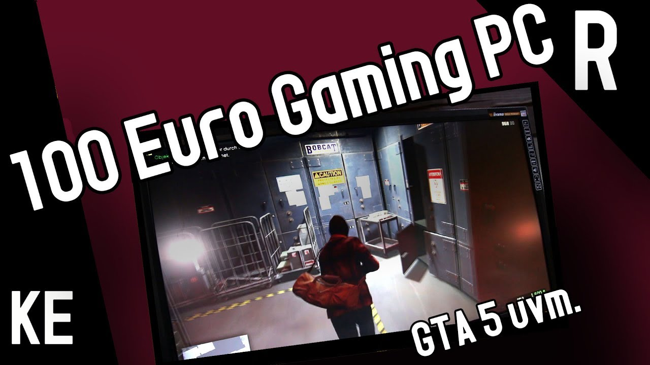 gaming pc für 100 euro
