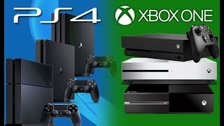Why PS4 is Beating Xbox One. The Full Story. (2013-2018)