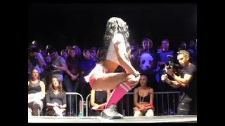 Freestyle Round - UK Twerking Championships 2014