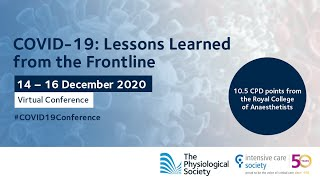 COVID-19 Conference: Lessons Learned from the Frontline - Skeletal Muscle