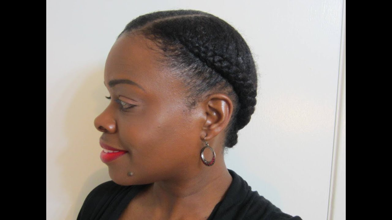 "Protective Hairstyles Dutch Braids: Protective Style ""THROWBACK"""