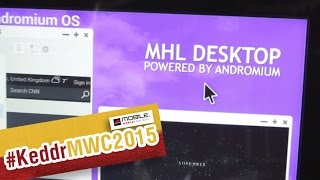 Новые технологии MHL - MWC2015