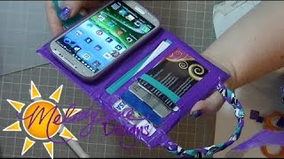 DIY Duck Tape Wallet/phone case