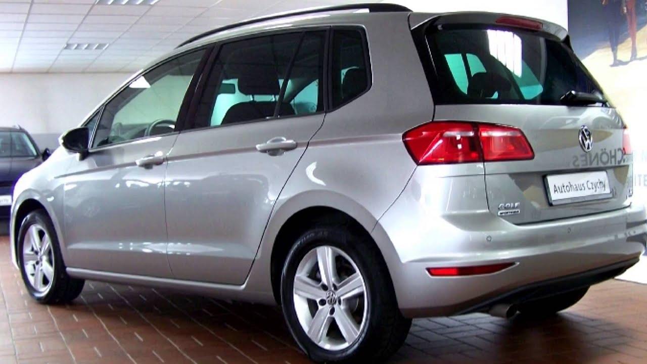 Volkswagen Golf Sportsvan Confortline : volkswagen golf sportsvan 1 6 tdi dsg comfortline fw504557 tungsten silver autohaus czychy ~ Medecine-chirurgie-esthetiques.com Avis de Voitures