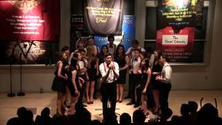 Never Say Never (The Fray) - JHU Vocal Chords, Spring 2015