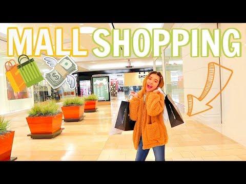 Afternoon Routine  Mall Shopping Got my nails done  Masons Bday  Vlogmas 13