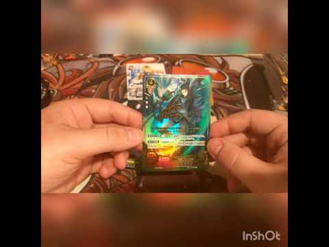 Fire Emblem Cipher Set 12 Unboxing (Finally Sleeves!)